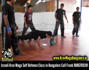 Krav Maga Self Defense Bangalore (14)