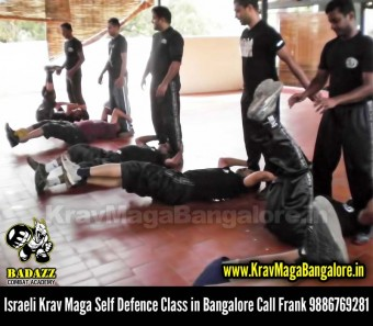 Krav Maga Self Defense Bangalore (15)