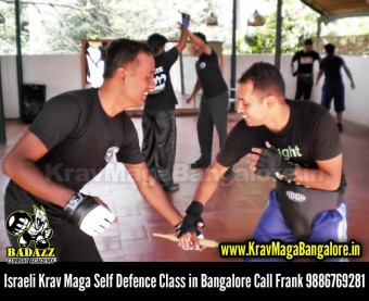 Krav Maga Self Defense Bangalore (18)