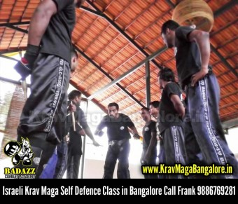 Krav Maga Self Defense Bangalore (21)