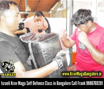 Krav Maga Self Defense Bangalore (4)