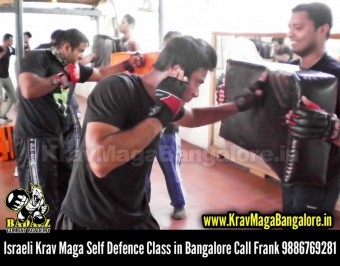 Krav Maga Self Defense Bangalore (6)