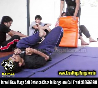 Krav Maga Self Defense Bangalore (7)