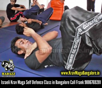 Krav Maga Self Defense Bangalore (8)
