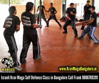 Krav Maga Self Defense Bangalore (10)