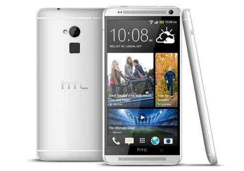 New HTC One MAX