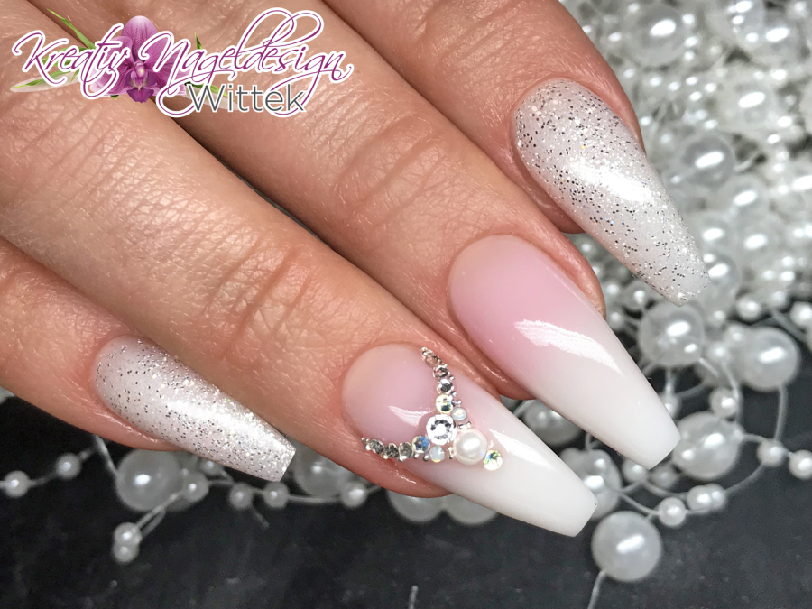 Nageldesign Ballerina Kreativ Nageldesign Wittek Babyboomer Workshop