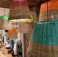 A New Kind of Sustainable Lighting- African Basket Lamp ...