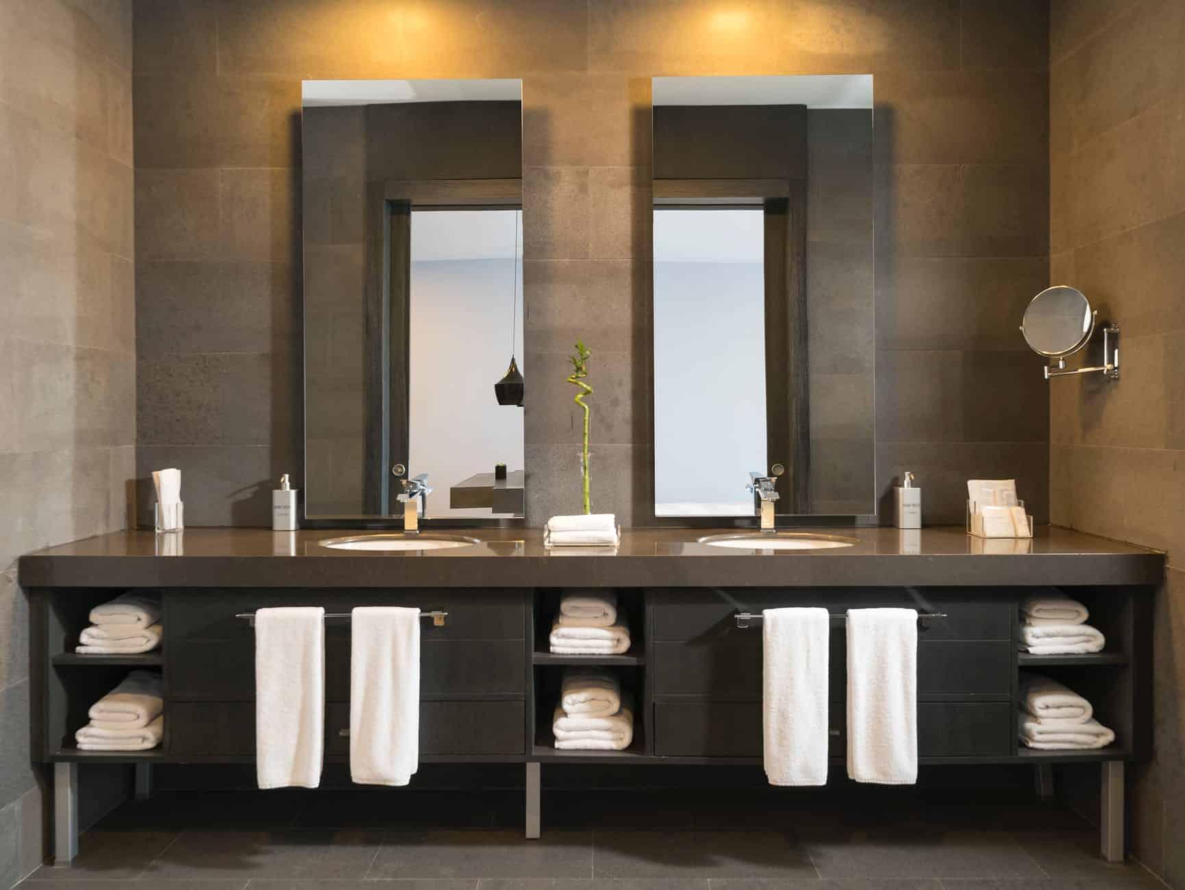 Das Badezimmer modern gestalten kreativLISTE - weies badezimmer modern gestalten