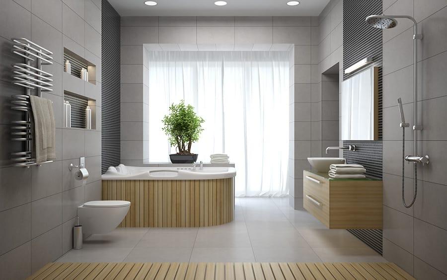 Der Einbau von Deckenspots muss gut geplant sein kreativLISTE - badezimmer einbau