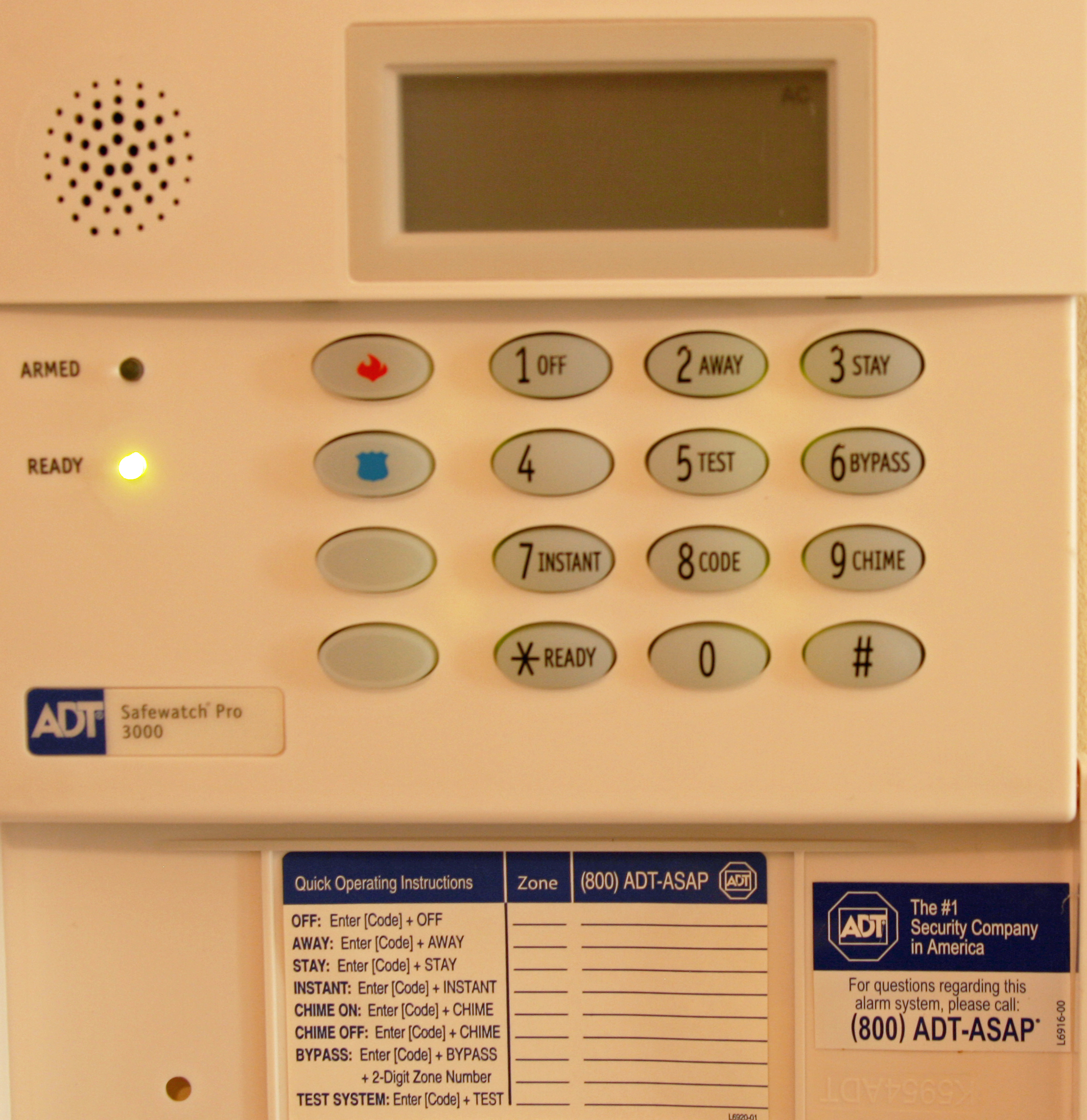 Adt Keypad Wiring Diagram Guide And Troubleshooting Of For Gooseneck Safewatch Third Level Rh 1 2 13 Jacobwinterstein Com Electromagnetic Lock