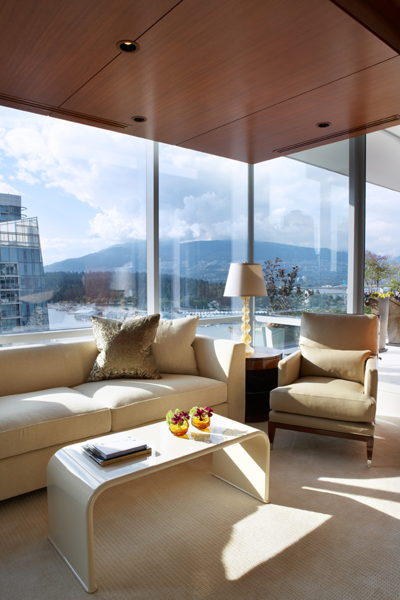 Private Residence Coal Harbour Bc Kreel Creative