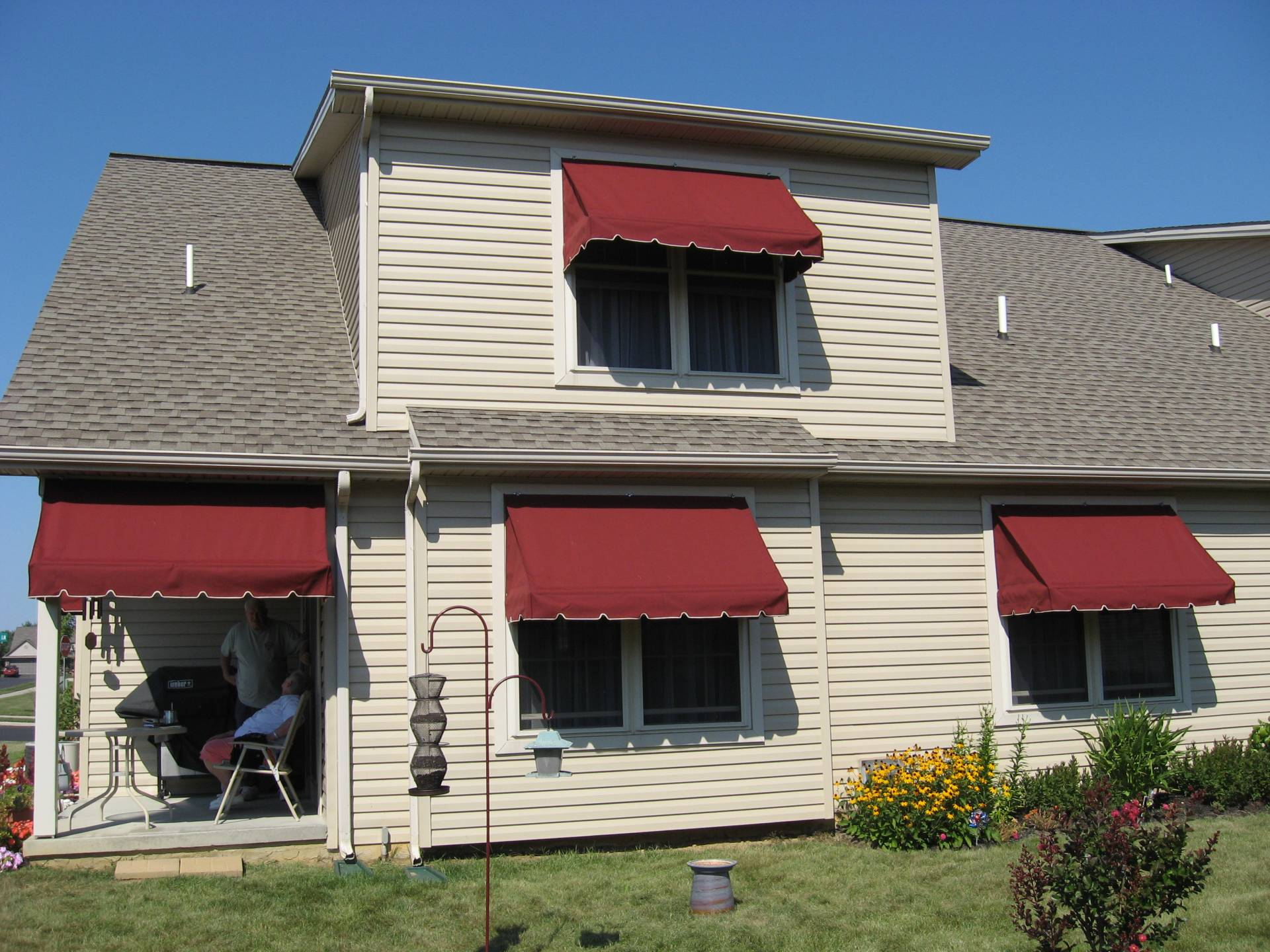 Window Canopy Window Awning Kreider S Canvas Service Inc