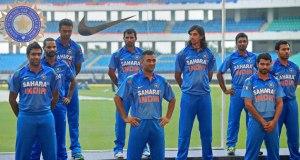 Indian Cricket Team 2013