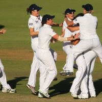 England Draws First Blood in the Women's Ashes Series