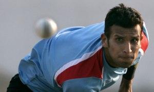 Ishwar Pandey in Indian Team