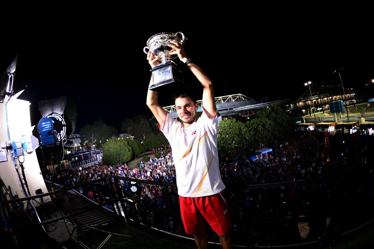 Stanislas Wawrinka Wins in a Poorly Contested Australian Open Final.