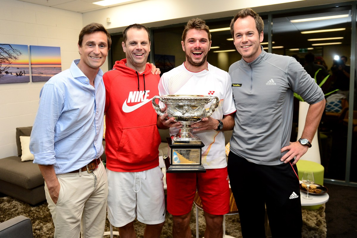 Big Money in Sports and Influence of Celebrity Coaches on Celebrated Tennis Stars