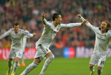 Bayern Munich vs Real Madrid