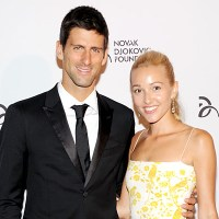 Djokovic Becomes a Father Amid Furious Tennis Action in a Race to London