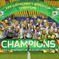 Lena Petermann's Goal Gives Germany Their Third Title in Women's U-20 Football World Cup