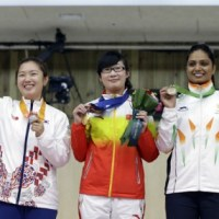 Indians Begin Well As 17th Asian Games at Incheon Get off to a Glittering Start