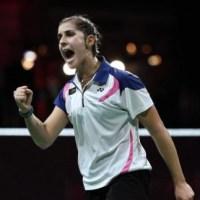 Carolina Marin – A Surprise Packet from 2014 World Badminton Championships at Copenhagen
