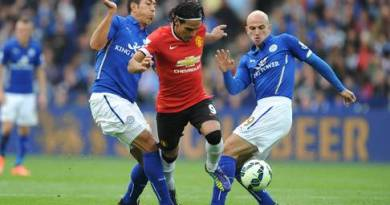Leicester City Leonardo Ulloa