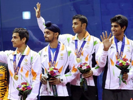 Grea8 Day for India: 9 Medal with 2 Golds in Squash and Archery Take Them to 11th Spot