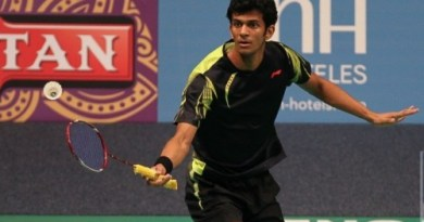 After the Badminton World Federation decided to introduce the new scoring system on a trial basis, Ajay Jayaram walked away with the honor of being the first Indian to win the badminton Grand Prix tournament at Almere in the Netherlands. In an exciting final that lasted for full five games, under the new 11 x 5 scoring system, Jayaram halted the big strides of Indonesia's 19-year old Ihsan Maulana Mustofa. The Indonesian is currently making big waves on the world badminton scene with some creditable victories in recent matches. But the world no.66 Jayaram has also had a phenomenal tournament, where he faced some tough opponents in his part of the draw.