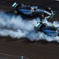 Hamilton-Rosberg Help Mercedes Win Constructors' Championship at Sochi