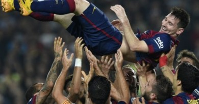 Messi-Telmo Zarra