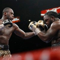Wilder demonstrates that he is ready to face Klitschko