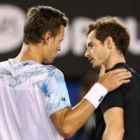 Mesmerizing Murray Mauls Berdych, Storms into Final of 2015 Australian Open