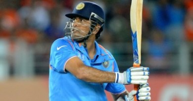 Cricket World Cup Dhoni