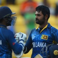 England face prospect of early World Cup elimination after defeat by Sri Lanka