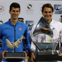 Federer's Win Over Djokovic Marks His 7th Crown at Dubai Duty-Free Tennis