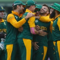 Sri Lanka Wilt Against South Africa in the First Quarterfinal of CWC 2015
