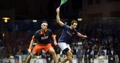 Ashour Beats Elshorbagy