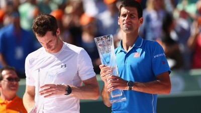 Djokovic Wins Fifth Miami Title
