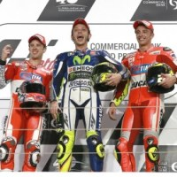 Surprises Galore at Season Opening Qatar MotoGP as Marquez Loses Podium and Ducati Team Hot on Winner Valentino Rossi's Tail