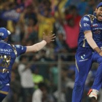 Great All-Round Show from Mumbai Against CSK Take Them to the Final of IPL-8