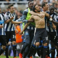 Gutierrez seals Premier League status for Newcastle to end months of personal torment