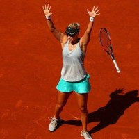 Simona Shocked Second Time by Lucic-Baroni; Federer, Sharapova Reach Third Round at Roland Garros on Day 4