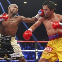 Mayweather uses superior boxing skills to defeat Pacquiao