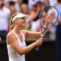 Wimbledon 2015: Serena Sharapova in Semifinal Showdown Radawanska Plays Muguruza