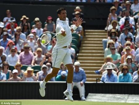 Wimbledon Novak Djokovic