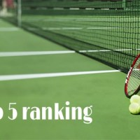 Tennis Top 5 Women's singles rankings