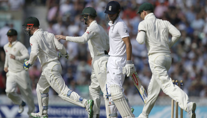 Ashes Fifth Test