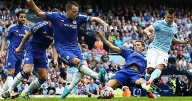 Chelsea at the Premier League